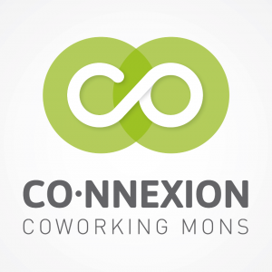 LOGO Co-nnexion - Coworking Mons
