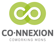 Logo Co-nnexion Coworking Mons