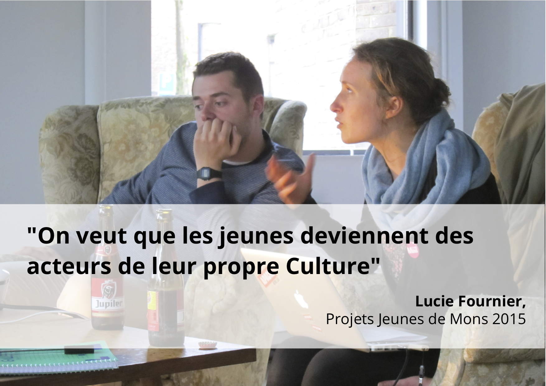 Mons 2015 à Co-nnexion - Coworking Mons