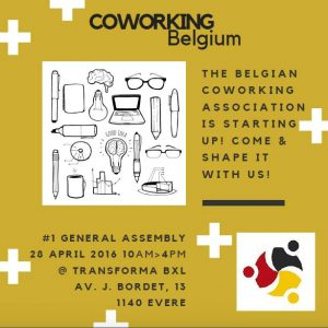 coworking belgium assembly
